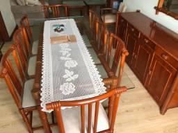 Sala de jantar Completíssima