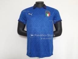 Camisa Itália 2021/22 - Eurocopa - Loja Fanático Store