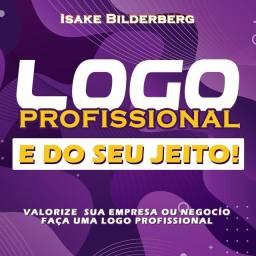 Criação de Logo e LogoMarca Profissional
