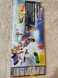 Título do anúncio: Brinquedo Nerf Nitro lançador de carro