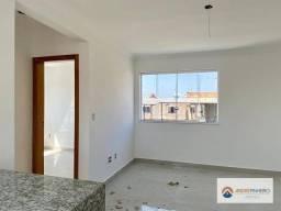 Título do anúncio: Apartamento com 2 quartos à venda, 45 m² por R$ 195.000 - Jardim Leblon - Belo Horizonte/M