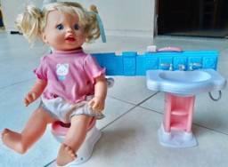 little mommy banheirinho