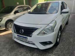 Versa 2017 sv aut impecável único dono R$ 50.990