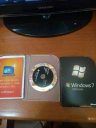 Título do anúncio: Windows 7 ultimate