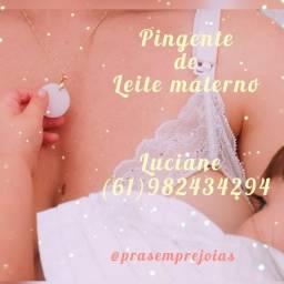 Pingente de Leite Materno em Brasília