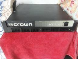 Amplificador CROWN CSL 800