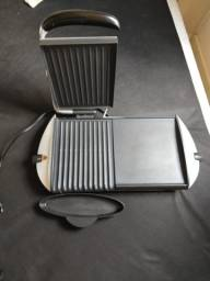 Chapa/ Grill Elétrica