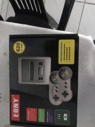 Título do anúncio: Vídeo game na caixa sem uso