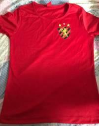 Título do anúncio: Camisa de time feminina
