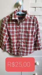 Camisa menino