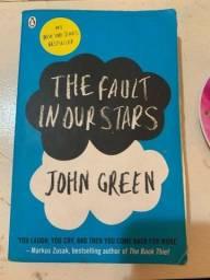 Título do anúncio: The fault in our stars - a culpa é das estrelas