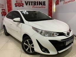 Título do anúncio: Toyota Yaris XL Automático - Start Stop - 2019