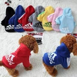 Moletom para cachorro - Adidog (Roupa pra Cachorro)