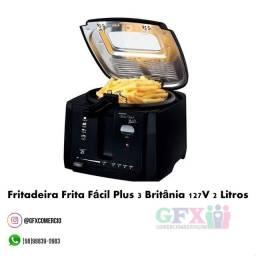 Fritadeira frita fácil 127v - atenção 127v