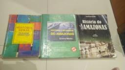 Livros História Enem, ensino médio