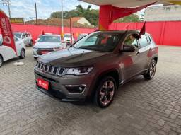 Jeep Compass Limited 2018 com apenas 30 mil km, perfeito pro dia dos namorados