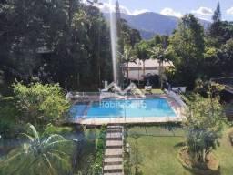 Apartamento com 1 dormitório para alugar, 31 m² por R$ 750,00/mês - Soberbo - Teresópolis/