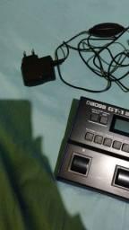 Pedaleira Boss GT1 semi-nova+fonte original