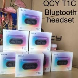 Promoção QCY-TC1 EXCELENTE FONE DE OUVIDOBLUETOOTH