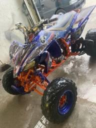 Yfz  Raptor 450r  Quadriciclo  quadri