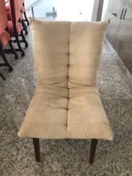 Título do anúncio: Cadeira almofada