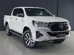 Toyota Hilux SRV 4x4 Diesel Aut Mod 2019