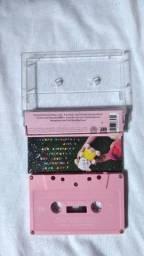 álbum cry baby Fita K7