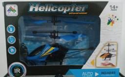Helicóptero com Sensor Infravermelho