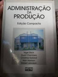 Título do anúncio: Livro Administração da produção.