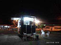 Trailer food truck novíssimo