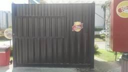 Container Lanchonete.