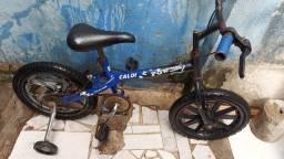 Título do anúncio: Vendo bicicleta infantil