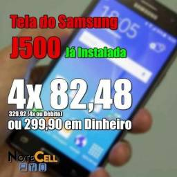 Tela / Display Original Para J5 J500 Super Amoled - Instalação em 30 Minutos!