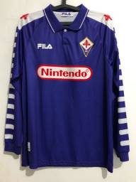 Camisa Retro Fiorentina