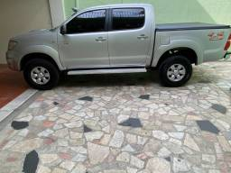Hilux 3.0 diesel 2006 72.000