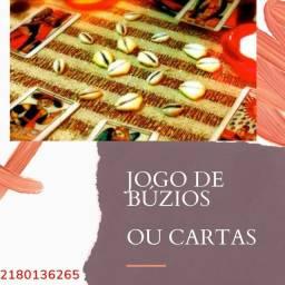 Jogo de cartas Búzios R$80,00