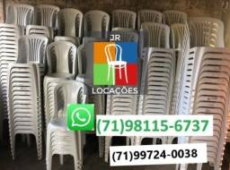 Aluguel Alugo Mesas e Cadeiras Plásticas