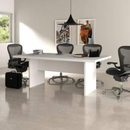Mesa de Reunião DK4119 - 2,00mx1,00m / @dk.moveis