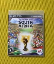 Jogo para PS3 - 2010 Fifa World Cup South Africa