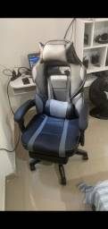 Cadeira gammer Challenger  cinza