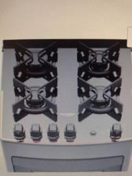 Fogão Dako 4 bocas supreme preto