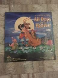 LaserDisc - Todos os Cães Merecem o Céu