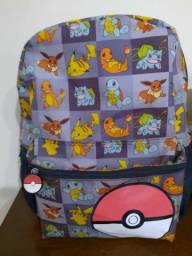 Mochila Pokemon original