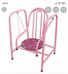 Cadeira Infantil Ferro