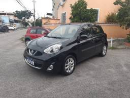 Nissan March 1.6 SV 2015