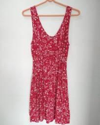Vestido soltinho Rosa