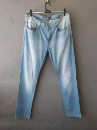 Título do anúncio: Calça Jeans Zara Slim Tam. 44