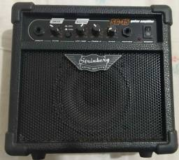Título do anúncio: Amplificador 15W de guitarra