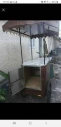 Foodbike com cobertura local Recreio
