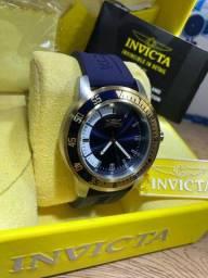 Relógio Invicta 12847 Specialty Blue Band